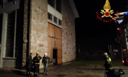 Doppia esplosione nella centrale elettrica di Auronzo di Cadore