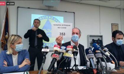 """Covid, Zaia: """"I sanitari non vaccinati in Veneto sono ancora 17mila""""   +460 positivi  Dati 2 agosto 2021"""
