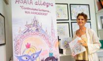 """A Cortina arriva la mostra """"Leggi, sogna, viaggia con Agata allegra Mucci"""""""