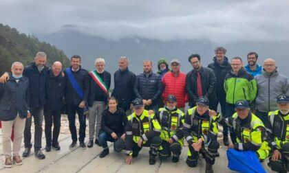 Inaugurata la briglia di Cancia a Borca di Cadore: opera attesa da tempo proteggerà le case