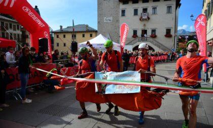 Record di presenza alla decima edizione della Dolomiti Rescue Race
