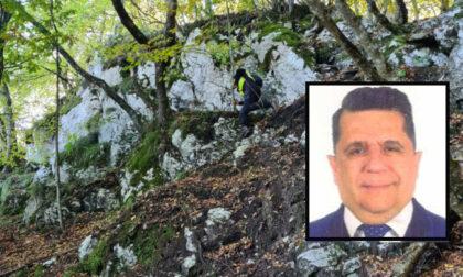 Scomparso dopo essere andato a funghi: 58enne trovato morto