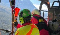 Recuperato sul Cristallo il corpo dell'escursionista tedesco precipitato mercoledì
